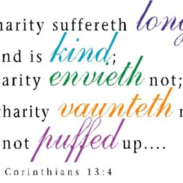 High, Holy, Spiritual Love