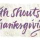 Thanksgiving Praise